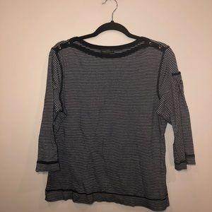Ralph Lauren Jeans Co Striped Top